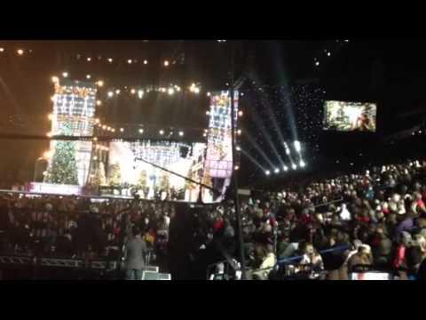 CMAs Country Christmas. Keith Urban