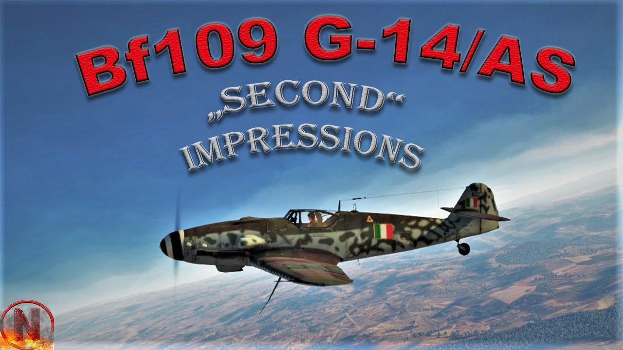 bf 109g 14 war thunder