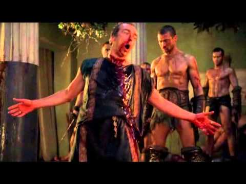 Download Spartacus Final Speech [HD] (Andy Whitfield)