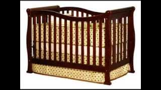 Athena Nadia 3 In 1 Crib With Toddler Rail