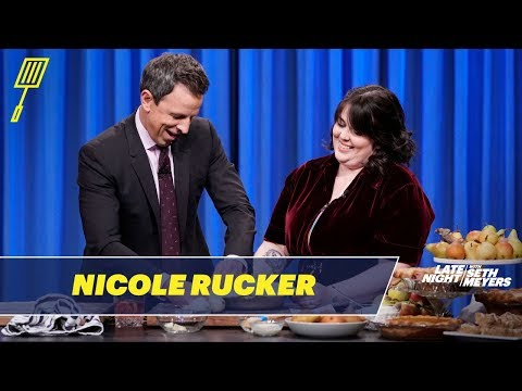 Nicole Rucker Bakes A Pear Pie And Shares The Racy History Of Pears