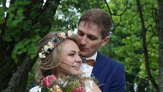 Слайдшоу свадебное . Свадьба Полины и Эндрю. Видеосъёмка в Гродно, Беларусь.