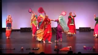 dhiyan punjab diyan tor punjaban di giddha competition 2012