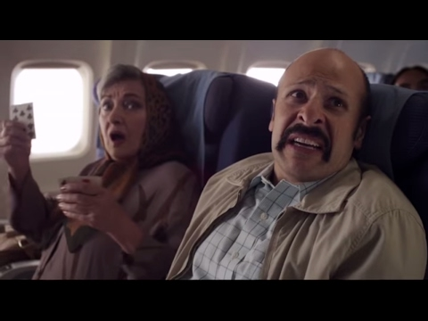Jimmy Vestvood: Amerikan Hero  Plane  ft. Maz Jobrani travelban