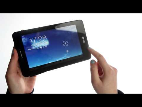 Recenzja tabletu Asus Fonepad 7 ME175CG (wideo, test)