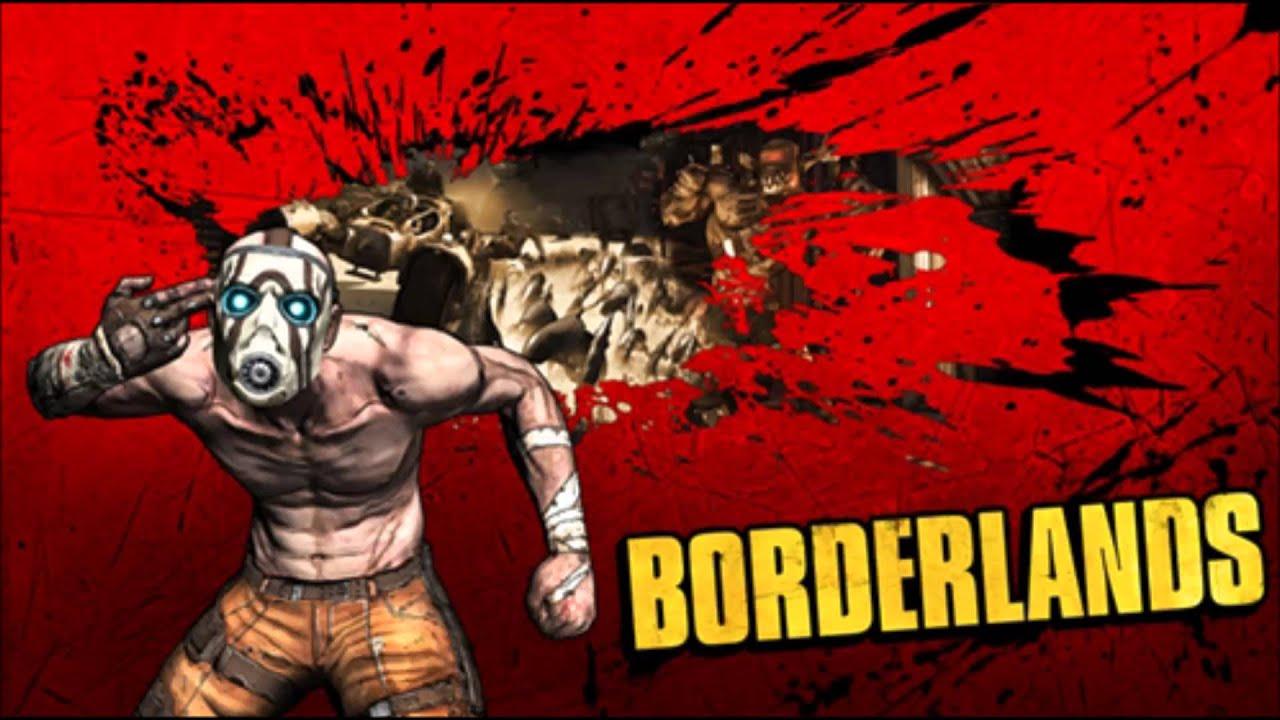Borderlands 1 logo youtube - Borderlands 3 box art wallpaper ...
