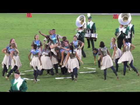Weeki Wachee High School band @ 2016 Newsome Music Festival - Part 1 of 2