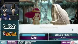 Child of Light by takaze in 1:20:35 - SGDQ 2016 - Part 163