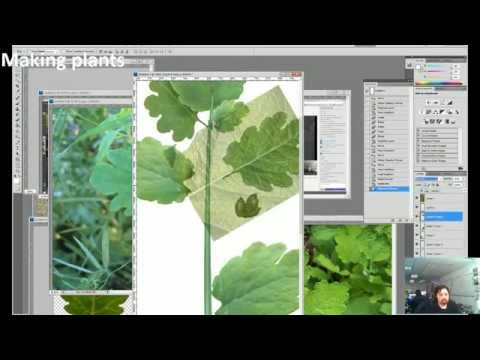 Timelapse: Making Plants with Tyler