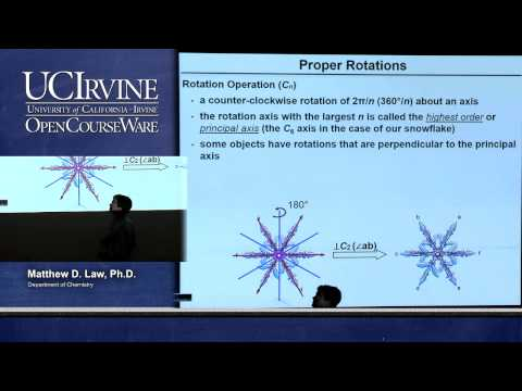 Chemistry 107. Inorganic Chemistry. Lecture 01