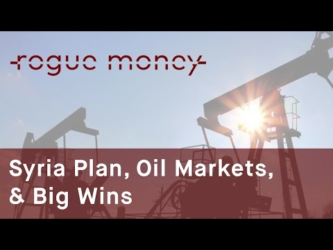 Rogue Mornings - Syria Plan, Oil Markets Slide,  Employment rises in April (05/05/2017)