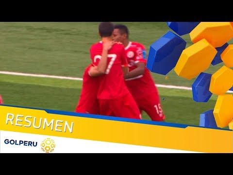 Resumen - Comerciantes Unidos vs Universitario (1-1)