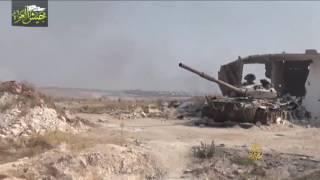 تقدم لفصائل المعارضة بريف حماة الشمالي