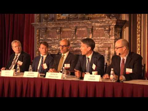 11th Annual Capital Link International Shipping Forum - Shipping & Bank Finance Panel