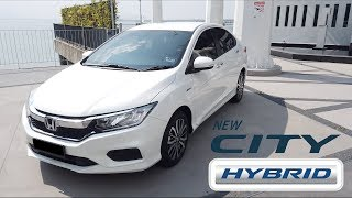 2019 Honda City 1.5 Sport Hybrid | Malaysia Full Walk Around Review