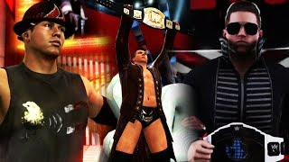 Lets check out the Evolution of The Miz in WWE Games history! The c...