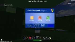 Windows RIP XP(ROBLOX)