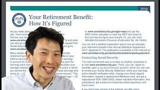 How to Estimate Social Security Benefits