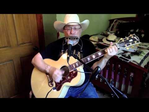 1848 -  Silver Wings -  Merle Haggard vocal & acoustic guitar cover & chords
