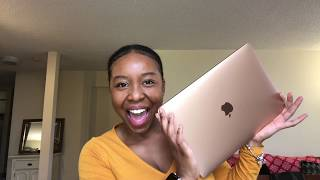 MacBook Air 2020 Unboxing + Accessory Haul !