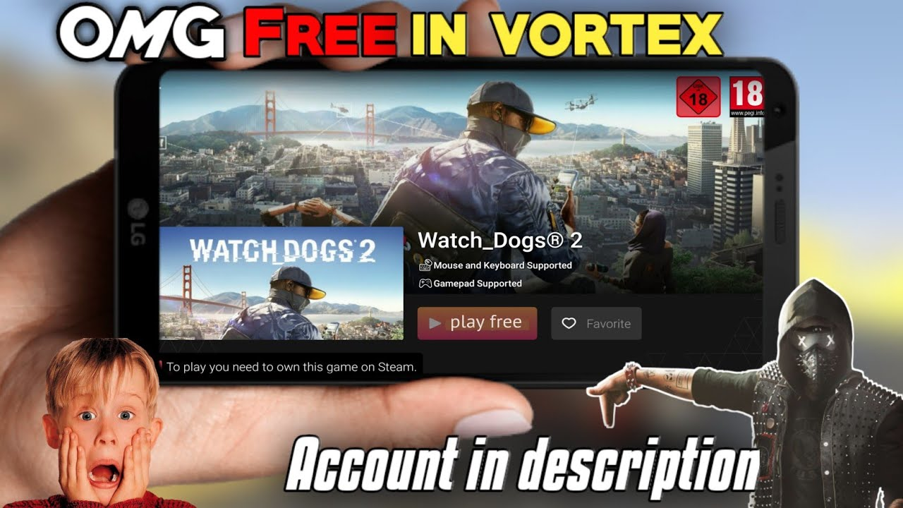 Vortex mod apk | play all games for free