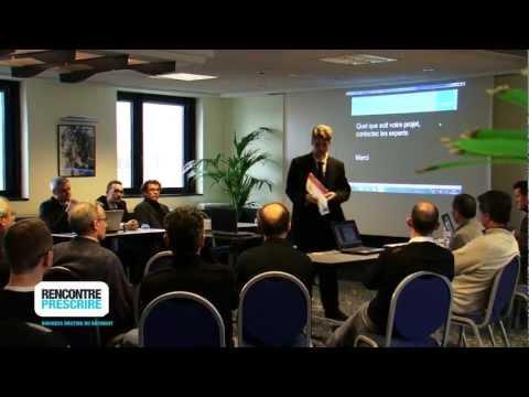 Vidéo Business meeting du batiment