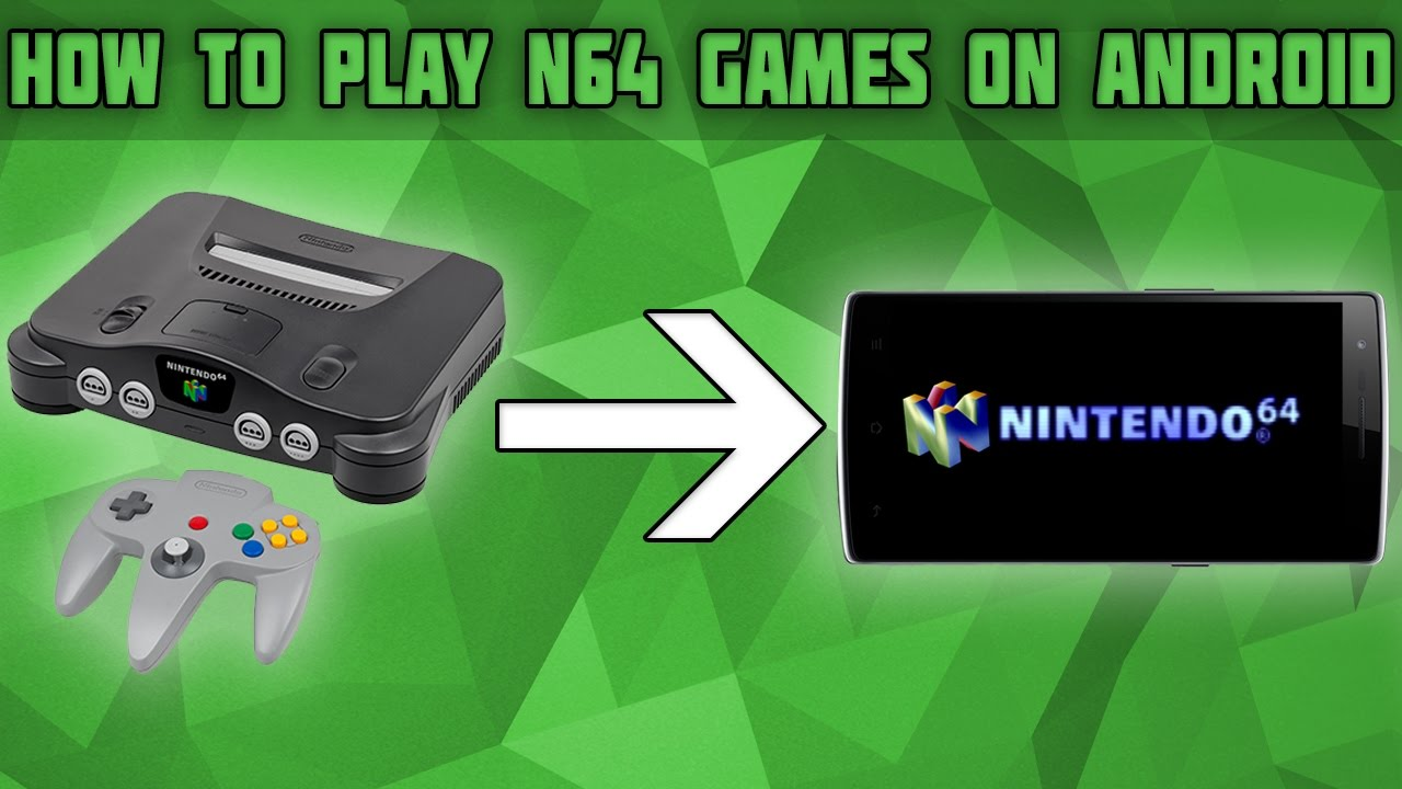 how to install n64 emulator on pc