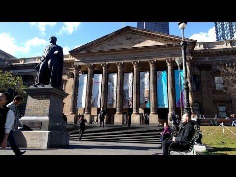 Walking tour of Melbourne with I'm Free Tours Melbourne (Melbourne, Australia)