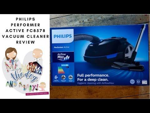 Philips Performer Active FC8578 Vacuum Cleaner Review