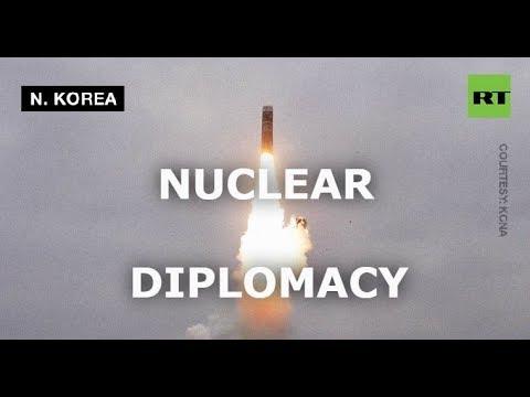 North Korea and US test new missiles ahead of nuclear talks