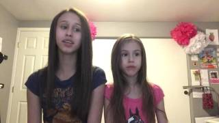 Alex & Sierra-Little Did You Know (Cover by Brooklyn Noelle age 15 and Presley Noelle age 8)
