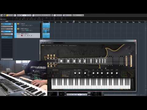4 Amplitube 4 Solo Sound For Ample Sound AME