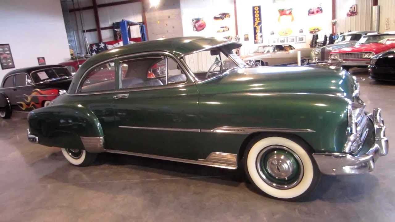 All Chevy 1951 chevy styleline deluxe : SOLD 1951 Chevrolet Deluxe For Sale, Passing Lane Motors, Classic ...