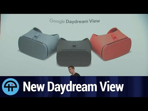 Google Unveils New Version of Daydream View (with commentary)