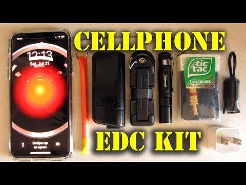 Cellphone EDC Tools Keychain