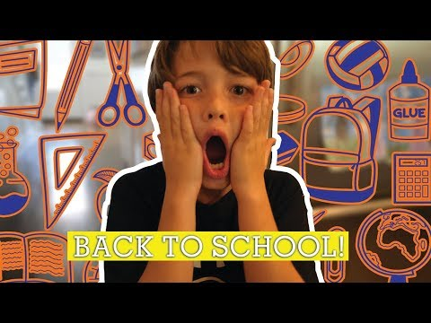 BACK TO SCHOOL HAUL // Back to school shopping 2017 // The Holderness Family