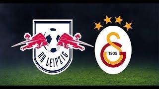 Leipzig - Galatasaray (3-2) Maç Özeti - Hazırlık Maçı - 19.07.2019