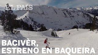 Bacivèr, nueva zona en Baqueira Beret