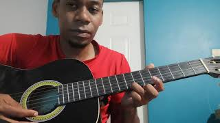 Shea butter baby acoustic guitar tutorial