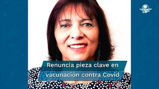 Aún se desconocen los motivos de renuncia de Miriam Esther Veras Godoy, pieza clave en la jornada de inmunización contra el coronavirus