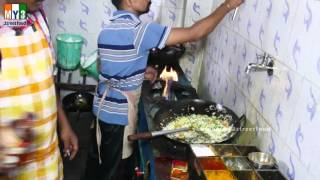 Chicken Fried Rice Recipe | How to Make Chicken Rice | Simple Indian Recipes