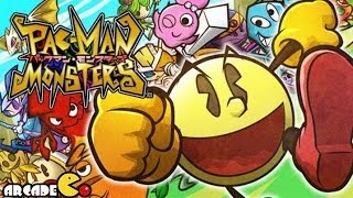 PAC MAN MONSTERS - (iOS / Android) Gameplay - PacMan Game