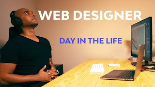 Day In The Life Web Designer - probably not what you think