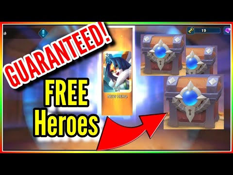 Getting NEW Heroes From WISH Coffer! Castle Clash 2 New Dawn
