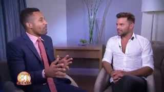 Why Ricky Martin's Kids Are Tough Critics