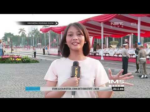 Live Report:Persiapan Jelang Pengundian No Urut Pilpres 2019-IMS