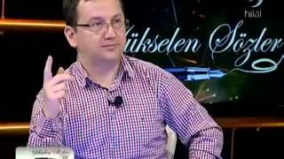 16-03-2015 Kur'an'ı Anlamada Usul – Dr Fatih ORUM - Yükselen Sözler – HİLAL TV