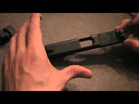 Glock with RMR how-to