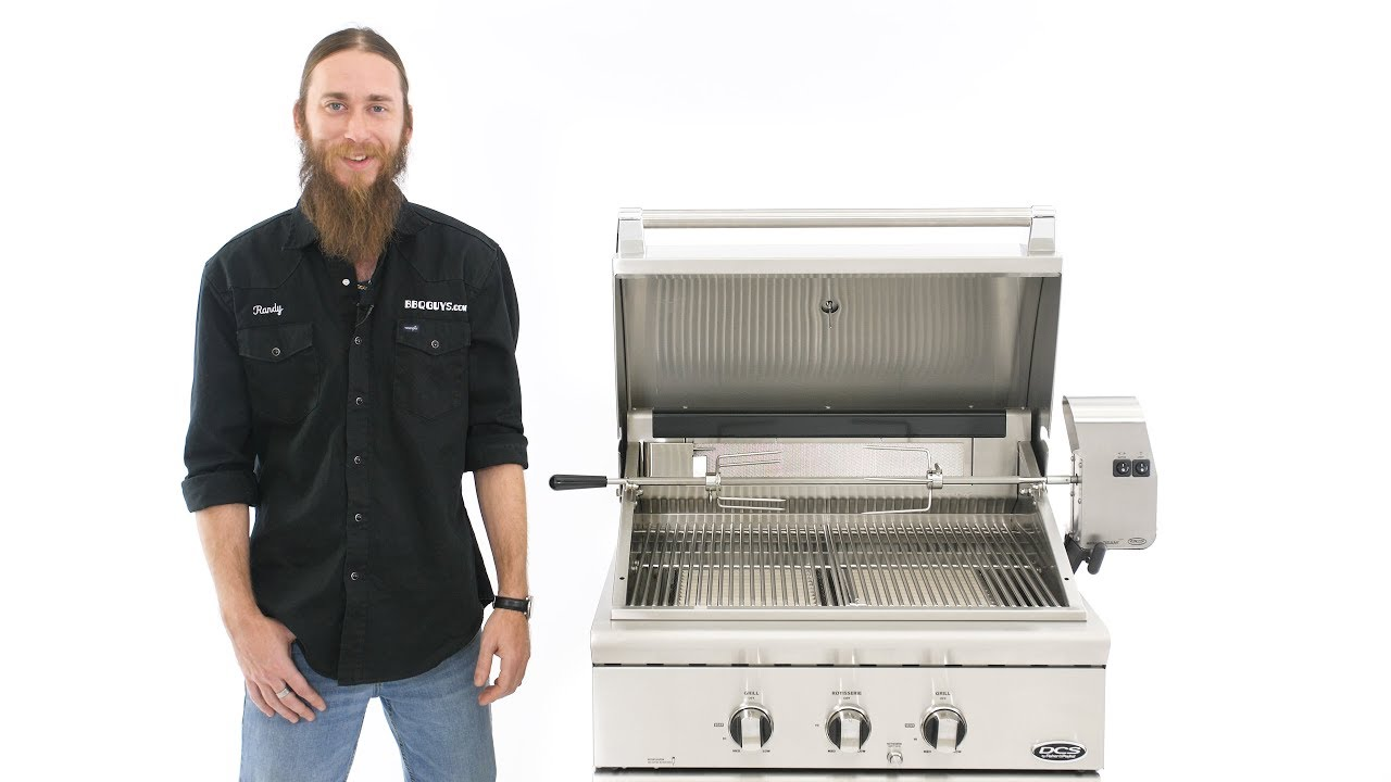Gasgrill Seattle Dcs Gas Grill Review Professional 30in Gas Grill Bbqguys