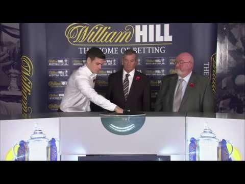 William Hill Scottish Cup 2014-15 // Fourth Round Draw